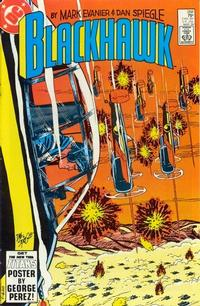 Cover Thumbnail for Blackhawk (DC, 1957 series) #268 [Direct]