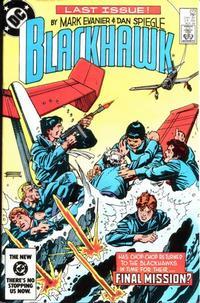Cover Thumbnail for Blackhawk (DC, 1957 series) #273 [Direct]