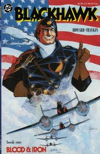 Cover Thumbnail for Blackhawk (DC, 1988 series) #1