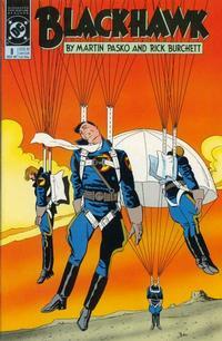 Cover Thumbnail for Blackhawk (DC, 1989 series) #8
