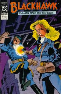 Cover Thumbnail for Blackhawk (DC, 1989 series) #10