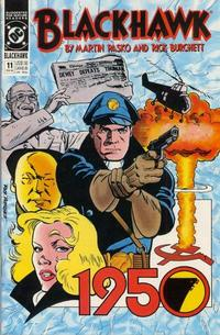 Cover Thumbnail for Blackhawk (DC, 1989 series) #11