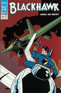 Cover Thumbnail for Blackhawk (DC, 1989 series) #14