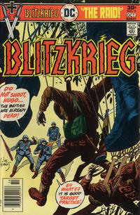 Cover Thumbnail for Blitzkrieg (DC, 1976 series) #5