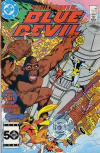 Cover Thumbnail for Blue Devil (DC, 1984 series) #15 [Direct Sales]