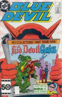 Cover Thumbnail for Blue Devil (DC, 1984 series) #19 [Direct Sales]