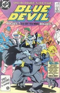 Cover Thumbnail for Blue Devil (DC, 1984 series) #30 [Direct Sales]