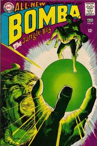 Cover Thumbnail for Bomba the Jungle Boy (DC, 1967 series) #6