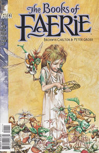 Cover Thumbnail for The Books of Faerie (DC, 1997 series) #1
