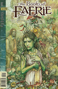 Cover Thumbnail for The Books of Faerie (DC, 1997 series) #2