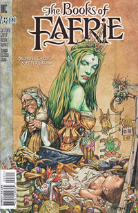 Cover Thumbnail for The Books of Faerie (DC, 1997 series) #3