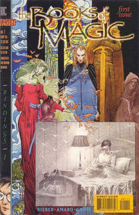 Cover Thumbnail for The Books of Magic (DC, 1994 series) #1