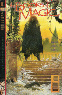 Cover Thumbnail for The Books of Magic (DC, 1994 series) #2