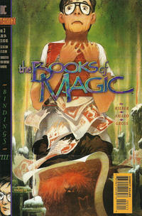 Cover Thumbnail for The Books of Magic (DC, 1994 series) #3