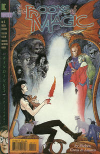 Cover Thumbnail for The Books of Magic (DC, 1994 series) #4