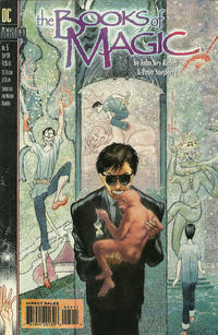 Cover Thumbnail for The Books of Magic (DC, 1994 series) #5