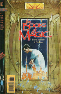 Cover Thumbnail for The Books of Magic (DC, 1994 series) #6