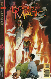 Cover Thumbnail for The Books of Magic (DC, 1994 series) #7