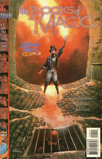 Cover Thumbnail for The Books of Magic (DC, 1994 series) #9