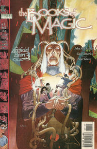 Cover Thumbnail for The Books of Magic (DC, 1994 series) #11