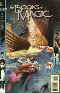 Cover Thumbnail for The Books of Magic (DC, 1994 series) #12