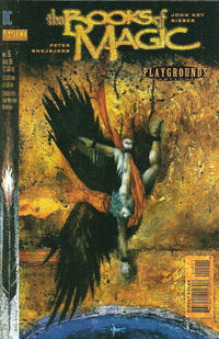 Cover Thumbnail for The Books of Magic (DC, 1994 series) #15