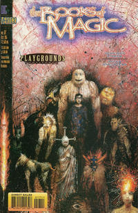 Cover Thumbnail for The Books of Magic (DC, 1994 series) #17