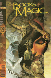 Cover Thumbnail for The Books of Magic (DC, 1994 series) #19