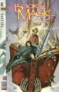 Cover Thumbnail for The Books of Magic (DC, 1994 series) #20