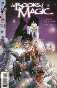 Cover Thumbnail for The Books of Magic (DC, 1994 series) #25