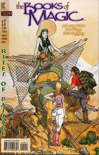 Cover Thumbnail for The Books of Magic (DC, 1994 series) #29