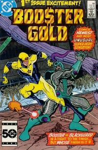 Cover Thumbnail for Booster Gold (DC, 1986 series) #1 [Direct]