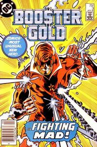 Cover Thumbnail for Booster Gold (DC, 1986 series) #3 [Newsstand]