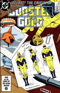 Cover Thumbnail for Booster Gold (DC, 1986 series) #6 [Direct]