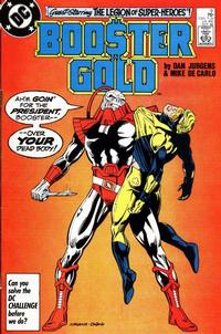 Cover Thumbnail for Booster Gold (DC, 1986 series) #9 [Direct]