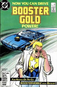 Cover Thumbnail for Booster Gold (DC, 1986 series) #11 [Direct]