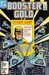 Cover Thumbnail for Booster Gold (DC, 1986 series) #14 [Direct]