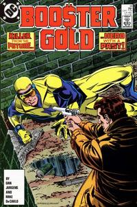 Cover Thumbnail for Booster Gold (DC, 1986 series) #18 [Direct]