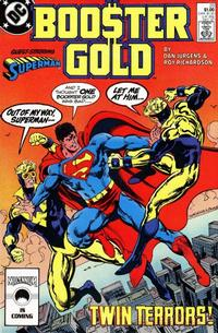 Cover Thumbnail for Booster Gold (DC, 1986 series) #23 [Direct]