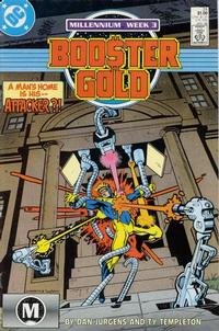 Cover Thumbnail for Booster Gold (DC, 1986 series) #24 [Direct]