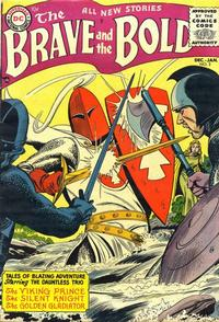 Cover Thumbnail for The Brave and the Bold (DC, 1955 series) #3
