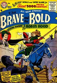 Cover Thumbnail for The Brave and the Bold (DC, 1955 series) #8