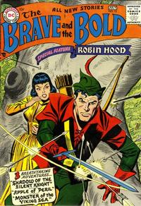 Cover Thumbnail for The Brave and the Bold (DC, 1955 series) #12