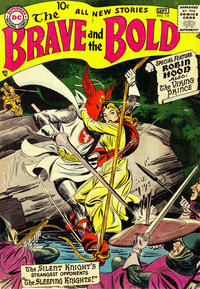 Cover Thumbnail for The Brave and the Bold (DC, 1955 series) #13