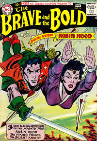 Cover Thumbnail for The Brave and the Bold (DC, 1955 series) #14