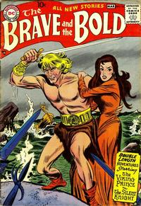 Cover Thumbnail for The Brave and the Bold (DC, 1955 series) #16
