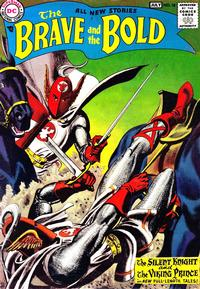 Cover Thumbnail for The Brave and the Bold (DC, 1955 series) #18