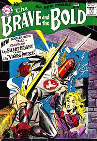 Cover Thumbnail for The Brave and the Bold (DC, 1955 series) #20