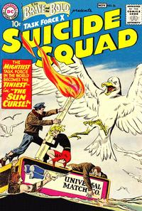 Cover Thumbnail for The Brave and the Bold (DC, 1955 series) #26
