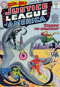 Cover Thumbnail for The Brave and the Bold (DC, 1955 series) #28